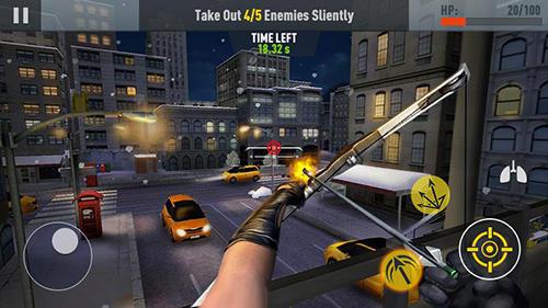 Assassin archer: Modern day Robin Hood für Android