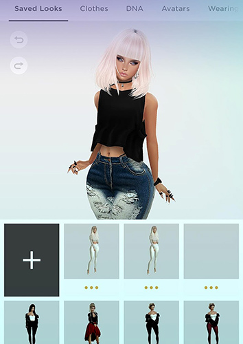 IMVU: 3D Avatar! Virtual world and social game para Android