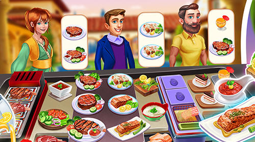 Cooking day: Top restaurant game for Android