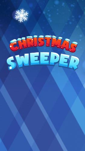 Christmas sweeper gems Symbol
