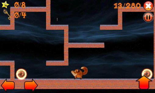 Jump! Jumpy fox Screenshot