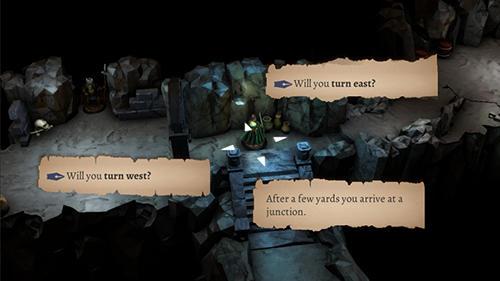 Strategische RPG-Spiele The warlock of Firetop mountain auf Deutsch