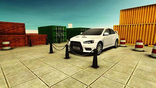 de simulateur Car driver 4: Hard parking pour smartphone