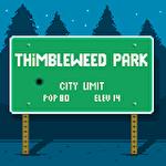 Thimbleweed Park Symbol