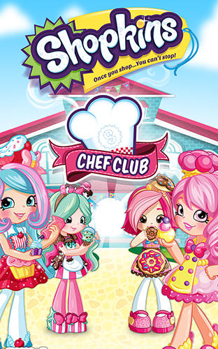 Shopkins: Chef club captura de tela 1