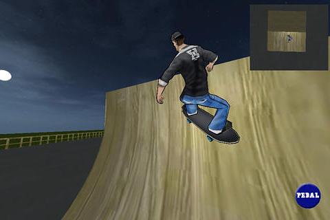 Le skateboarding: simulateur pour iPhone gratuitement