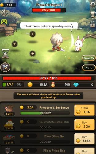 God of attack: Suffer expulsion für Android