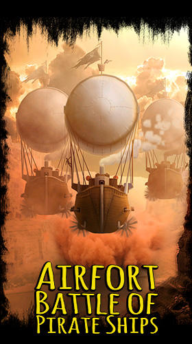 Airfort: Battle of pirate ships Screenshot