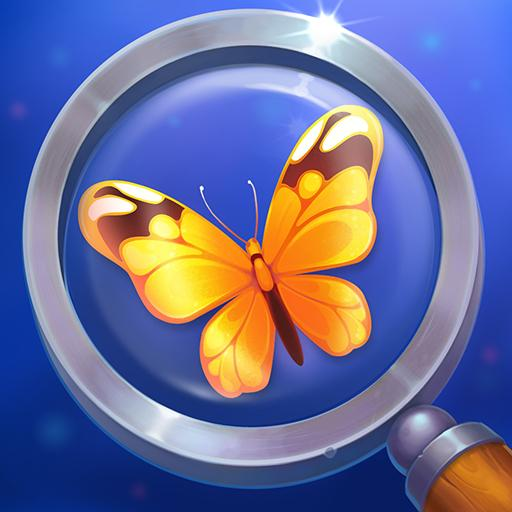Tiny Things: hidden object games icône