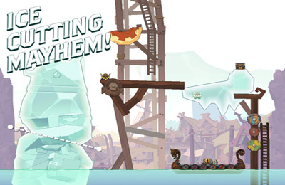 Arcade games: download Icebreaker: A Viking Voyage to your phone