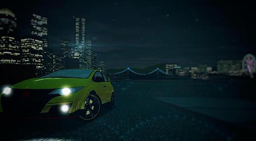 Underground street racing: USR скриншот 1
