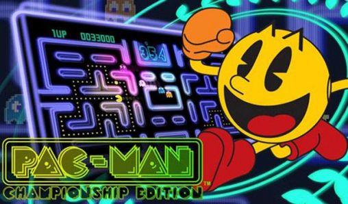 logo Pac-Man: Campeonato