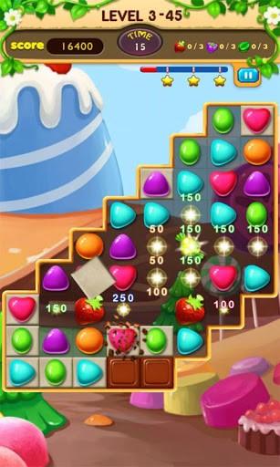 Candy journey Screenshot
