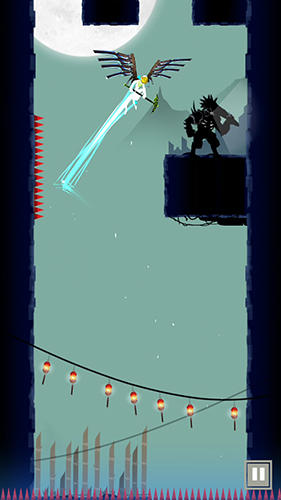 Ninja stickman: Revenge für Android