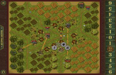 Линии Огня: Настольная игра для iPhone бесплатно