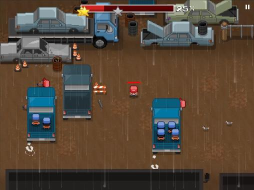 Defend your turf: Street fight Screenshot