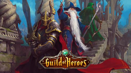 Guild of heroes Screenshot