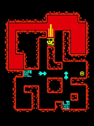 Screenshot Tomb of the mask on iPhone