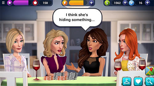 Desperate housewives: The game captura de tela 3