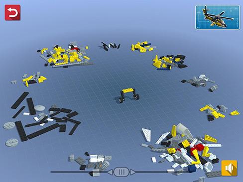 LEGO クリエーター アイランド スクリーンショット1