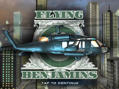 logo Fliegende Benjamins