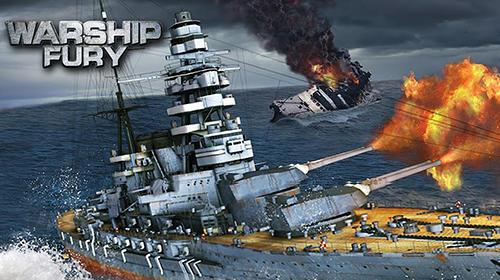 Warship fury: World of warships Screenshot