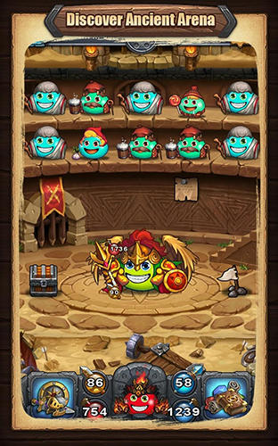 Gumballs and dungeons Screenshot