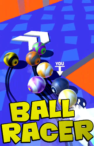 Ball racer Screenshot