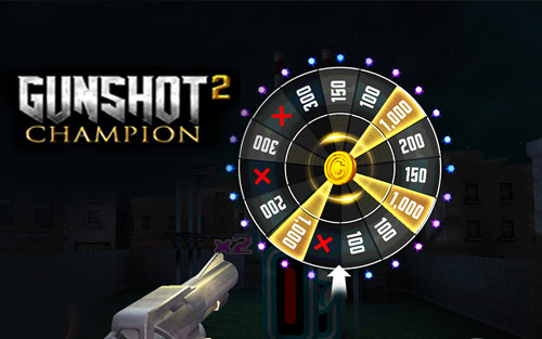 logo Gun Shot: Champion 2