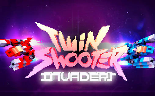 Twin shooter: Invaders Screenshot