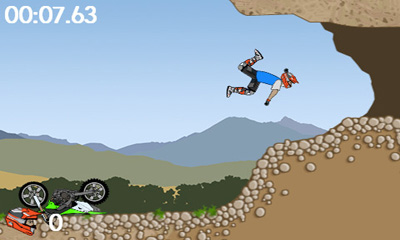 Moto X Mayhem screenshot 1