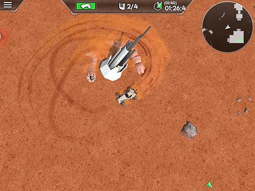 Desert worms capture d'écran 1