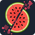 アイコン Slices! Fruit pieces! Circle puzzles game!