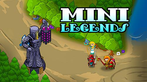 Mini legends screenshot 1