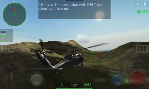 Helicopter sim pro screenshot 1