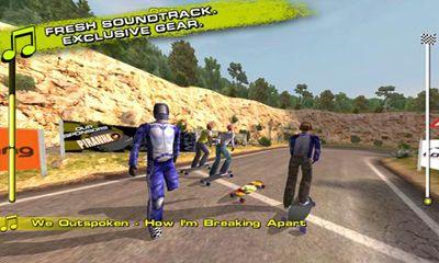 Downhill Xtreme screenshot 1
