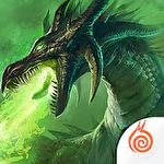 Dragon revolt: Classic MMORPG icon