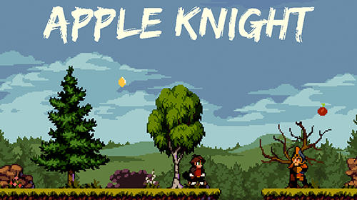 Apple knight: Action platformer capture d'écran 1