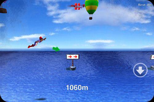 Stuntman: Das Menschliche Torpedo! für iPhone