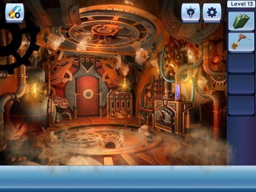 Abenteuer-Spiele Time travel: Escape für das Smartphone