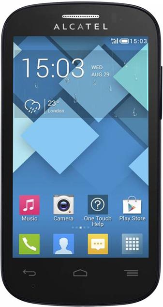 Alcatel ОneTouch POP C3 apps