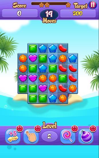 Crush my jelly Screenshot