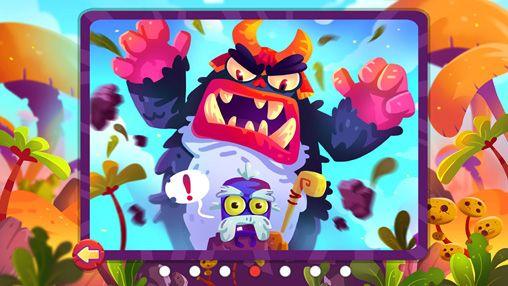 Arcade-Spiele: Lade Mächtiges Abenteuer auf dein Handy herunter