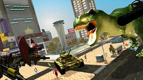 Dinosaur battle survival auf Deutsch