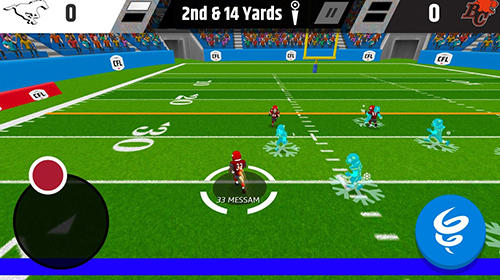 CFL Football frenzy pour Android