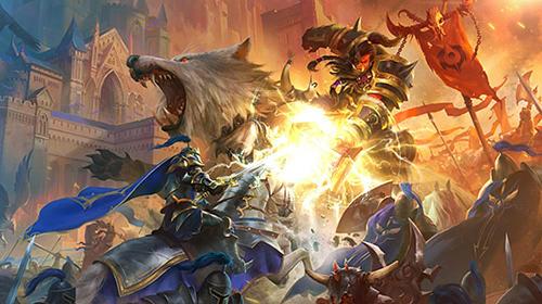 Action RPG Burning blood: War between races auf Deutsch