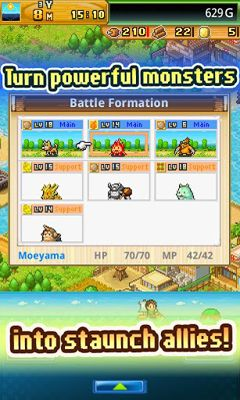 Beastie Bay Screenshot