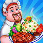 Cooking story crazy kitchen chef restaurant games Symbol