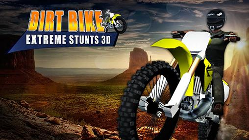 Dirt bike: Extreme stunts 3D icon
