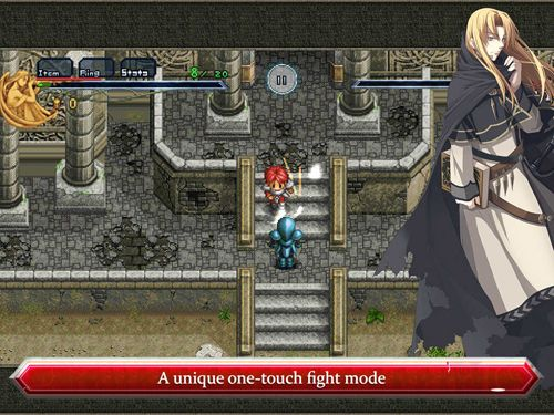 Screenshot Ys chronicles 1 on iPhone